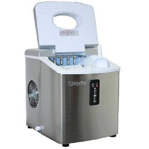 Silver Igloo ICE103 Portable Ice Maker