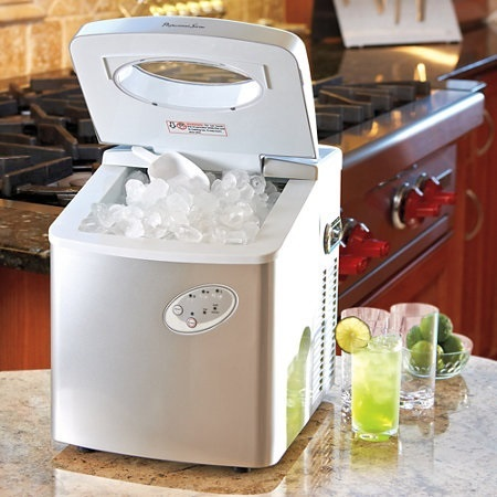 Portable Ice Maker Machine With Ice