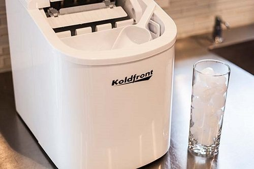 Portable Counter Top Ice Maker