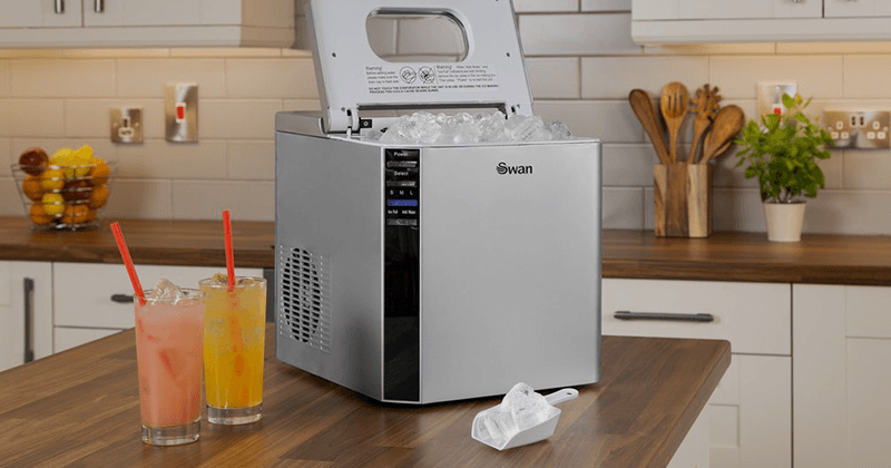 Avalon Bay pellet ice maker compact