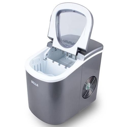 Silver Della Premuim Ice Maker