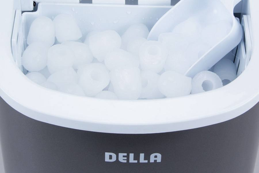 Della Premium Counter-Top Ice Maker