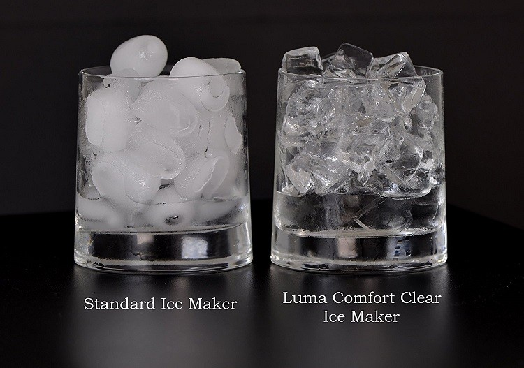 Luma Comfort clear ice