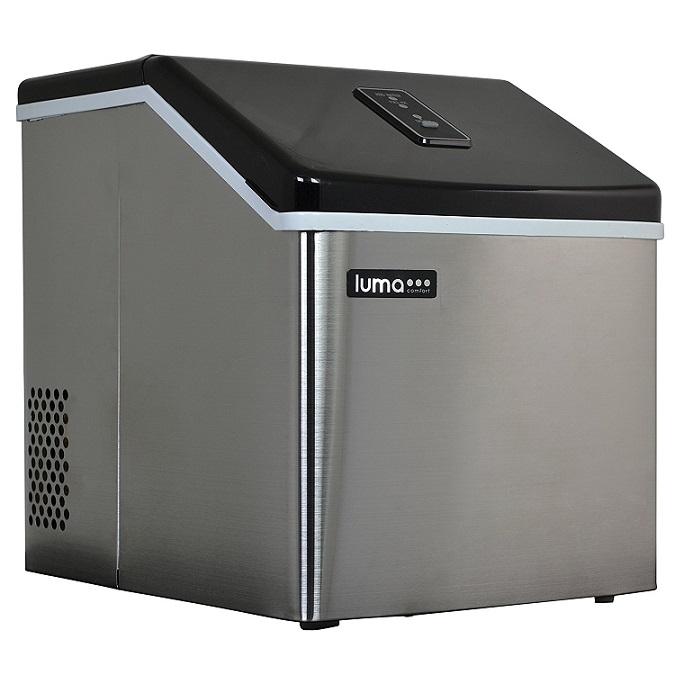 Luma Comfort clear portable ice maker