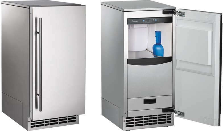 Scottsman Brilliance Sonic ice maker