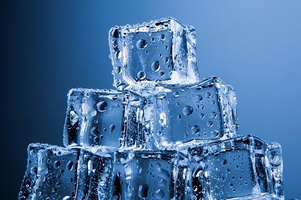 Gourmet ice cubes
