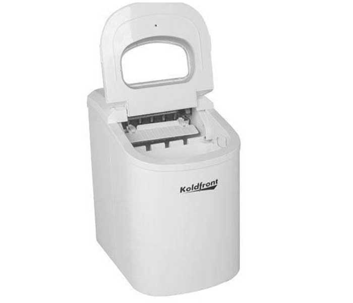 koldfront portable ice maker