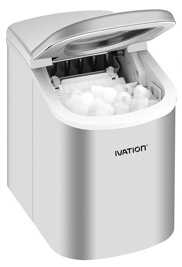 Ivation Portable Ice Maker Review
