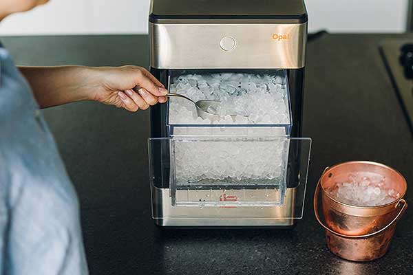 Ge S New Opal Ice Maker How Does It Stack Up