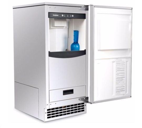Scotsman Cu50ga 1a Ice Machine Review