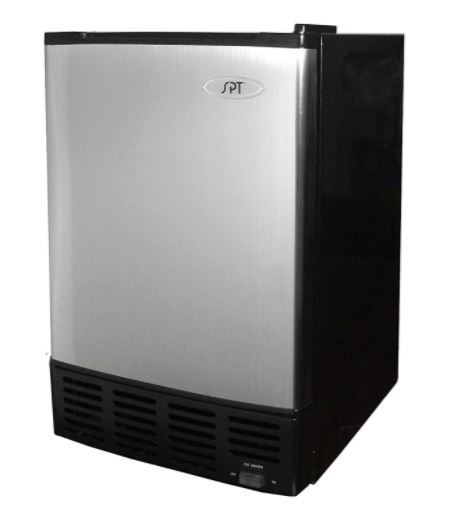 Sunpentown IM-150US Ice Maker with Freezer Review
