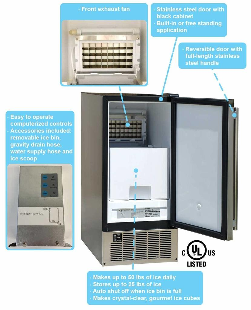 SPT Ice Maker
