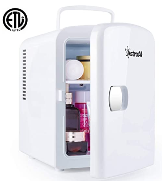 AstroAI Mini Fridge 4 Liter