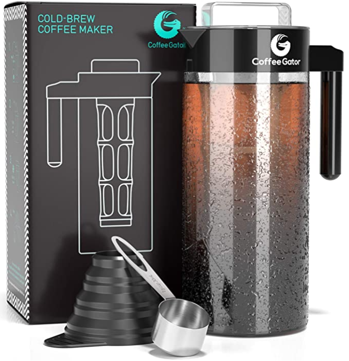 Coffee Gator Cold Brew Kit