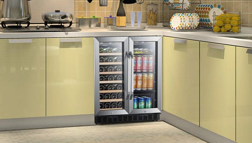 Lanbo 30 inch undercounter beaverage cooler