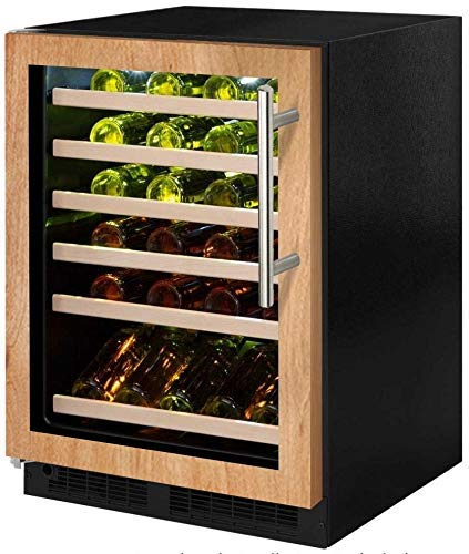 Marvel ML24WSF4LP 24 Inch Built-In Wine Cooler in Panel Ready Glass Door