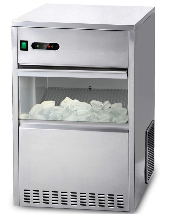 hth 60lbs 24h countertop nugget ice maker